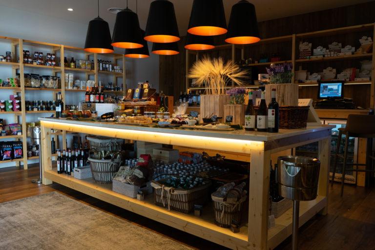 Gourmet Shop